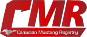 Canadian Mustang Registry